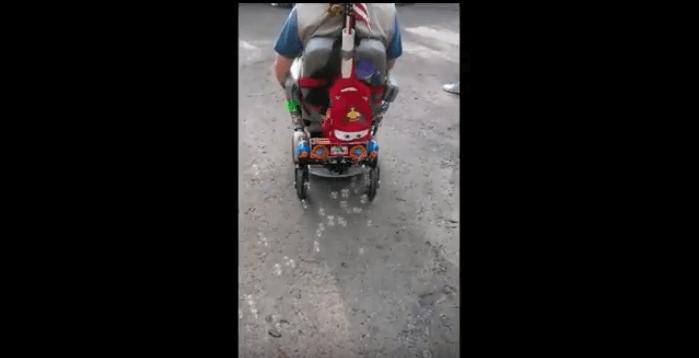 Power Wheelz – New Style Bubble Blowers